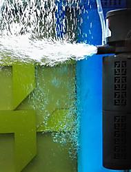 cheap -Aquarium Fish Tank Air Pump Water Pump Filter Vacuum Cleaner Energy Saving Noiseless Plastic 220 V / # / #