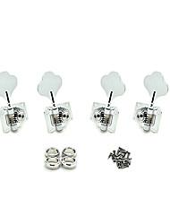 cheap -Professional Machine Head Bass Zinc Alloy Open Musical Instrument Accessories 8.4*4.4*4cm