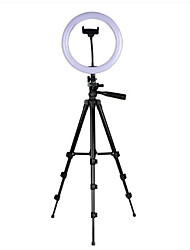 cheap -Mobile Phone Fill Light Tripod Led Ring Light Landing Net Red Anchor Live Broadcast Bracket