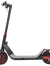 Недорогие -kugoo g-max электрический скутер 10-дюймовая пневматическая шина 500 Вт бесщеточный двигатель максимальная скорость 35 км / ч до 32 км при 10,4ч батареи
