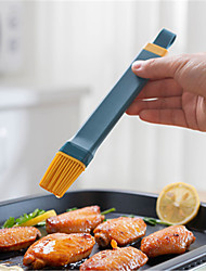 cheap -Silicone Brush Baking Bakeware Bread Cook Brushes Pastry Oil Non-stick BBQ Basting Brushes Tool Kitchen Gadget