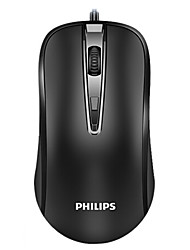 cheap -PHILIPS M214 Portable Wired 2.4G USB Laser Office Mouse for PC Laptop