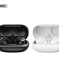 cheap -Remax TWS-2S TWS True Wireless Earbuds Bluetooth5.0 Stereo HIFI with Charging Box for Sport Fitness
