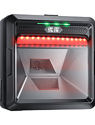 cheap -YKSCAN MP8000 Barcode Scanner USB 2.0 CMOS 2400 DPI