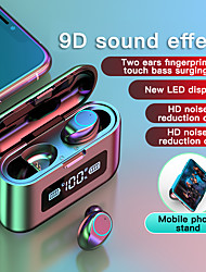 cheap -281 Wireless Earbuds TWS Headphones Bluetooth5.0 HIFI with Charging Box Waterproof IPX7 Mobile Power for Smartphones Smart Touch Control for Office Business