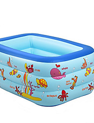 cheap -Kiddie Pool Inflatable Pool Intex Pool Inflatable Swimming Pool Kids Pool Water Pool for Kids Thick Plastic Summer Swimming Kid's Adults Kids Adults'