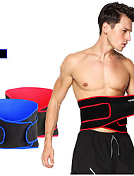cheap -AOLIKES Waist Trimmer / Sauna Belt 1 pcs Sports Lycra Gym Workout Exercise & Fitness Workout Stretchy Breathable Adjustable / Retractable Training For Men's Waist