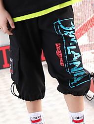 cheap -Kids Boys' Print Pants Black