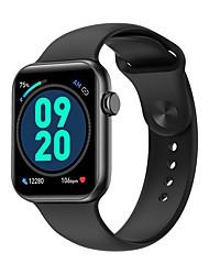 رخيصةأون -v41 ساعة ذكية 1.78 بوصة تعمل باللمس IP68 للماء رصد معدل ضربات القلب الرجال النساء الساعات الرياضية 30 يوما الاستعداد