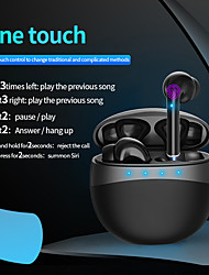 cheap -M19 TWS Wireless Bluetooth  Earbuds V5.0 Stereo Bass Touch Operation Headset for Phone
