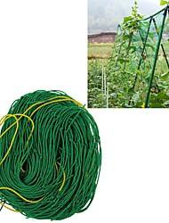 cheap -180*180cm Garden Netting Plant Climbing Rattan Frame Decoration Flower Plant process hanging Horticultural Web