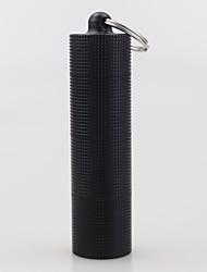 cheap -Pill Case Convenient Aluminium alloy Emergency White Black Blue 1 pcs