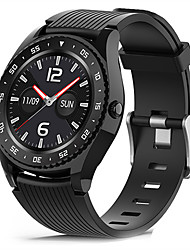 cheap -F12 HD Call Smart Watch Men Smartwatch For Android Fitness Sport Metal Men's Smart Watch 2020 Wach 2G Sim TF Card Smartwatch