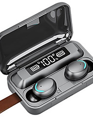 cheap -F9 TWS Bluetooth 5.0 Earphones 2200mAh Charging Box True Wireless Headphones 9D Stereo Sports Waterproof Earbuds Headsets With Microphone