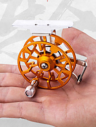 cheap -Fishing Reel Spinning Reel 1:1 Gear Ratio+10 Ball Bearings Hand Orientation Exchangable Sea Fishing / Freshwater Fishing / Trolling & Boat Fishing