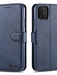 billige -for iphone 7 8 7p 8p x xs xr xs max 11 11 pro 11 pro max se 2020 caseluxury skinn lommebok flip deksel til telefonen etui