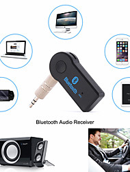 cheap -Bluetooth Receiver Portable 3.5mm AUX Audio Wireless Adapter for Car TV PC