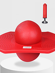 cheap -Pogo Ball Jump Trick Bounce Board Plastic Balance With Pump Sports Outdoor Kid's Adults Party Favors  for Kid's Gifts