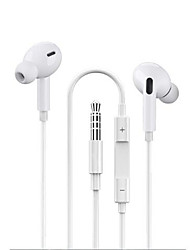 cheap -Wired Earphone for  Earpiece Music Call Answering Stereo Earphones 3.5mm