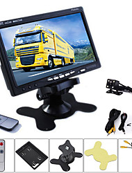 cheap -7 inch TFT-LCD Car Reversing Monitor Night Vision LED / Video / With DVR for Car