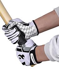 cheap -Baseball & Softball Batting Gloves Full Finger Gloves Men's / Women's Breathability / Wearproof / Skidproof Baseball