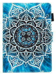 cheap -Case For Amazon Kindle Paperwhite 2018 / Amazon HD8(2016) / Amazon HD8(2017) 360° Rotation / Shockproof / Magnetic Full Body Cases Animal / Flower PU Leather / TPU