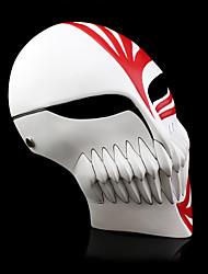 povoljno -Rekviziti za Noć vještica Inspirirana Ichigo Kurosaki Crn Red Odrasli Muškarci Žene / Mask