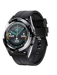 Недорогие -Y10 умные часы мужчины женщины фитнес-трекер монитор сердечного ритма умный браслет артериальное давление Bluetooth шагомер для IOS / Android