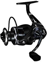 cheap -Fishing Reel Spinning Reel 5.0:1, 4.7:1 Gear Ratio+14 Ball Bearings Sea Fishing / Freshwater Fishing / Trolling & Boat Fishing / Hand Orientation Exchangable
