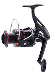 cheap -Fishing Reel Spinning Reel 5.2/1 Gear Ratio+13 Ball Bearings Hand Orientation Exchangable Sea Fishing / Freshwater Fishing