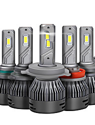 cheap -OTOLAMPARA 2pcs Car Light Bulbs 45 W CSP 8000 lm 2 LED Headlamps For universal All Models 2018 / 2017 / 2019