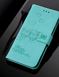 cheap -Case For OnePlus OnePlus 6 Oneplus 7 Oneplus 7pro Card Holder Flip Pattern Full Body Cases owl animal heart PU Leather TPU