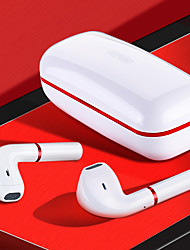 cheap -T06 Mini TWS Earbuds Wireless Headsets Bluetooth 5.0 Earphones Mini Earbuds With Mic Charging Box Sport Earphone For Smart Phone