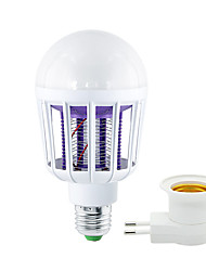 cheap -1 set 15 W Mosquito Pest Repeller Bulb 3500 lm E27 9 LED Beads Insect Mosquito Fly Killer 175-265 V