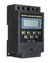 cheap -KG316T Programmable 220V Digital LCD Microcomputer Power Supply Timer Switch Time Controller - 220V LB