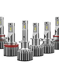 cheap -OTOLAMPARA 2pcs Car Light Bulbs 55 W CSP 9000 lm 2 LED Headlamps For universal All Models 2018 / 2017 / 2019