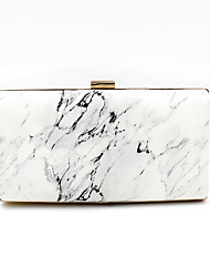 cheap -Women's PU Leather Evening Bag 2020 White