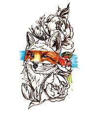 cheap -LITBest 6 Sheets Randomly Temporary Tattoo Sticker for Women Men Fashion Body Art Adults Waterproof Hand Fake Tatoo TBS101-TBS109