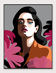 cheap -Framed Art Print - Pop Art PS Photo