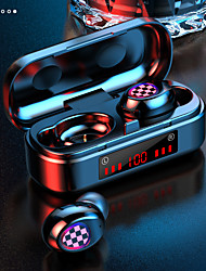 cheap -LITBest V7 True Wireless Headphones Compact Bluetooth 5.0 Earbuds Mini Stealth Small In-Ear Sports Running Ultra Long Standby Mobile Phone Universal