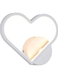 cheap -Wall Lamp Living Room Bedroom Bedside  LED Aluminum Heart Wall Lamp Corridor Stair Study Wall Lamp