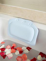 cheap -PVC Spa Bath Pillow Soft Bathtub Headrest Neck Pillows Waterproof Nop-slip Suction Cup Cushion Bathroom Accessories