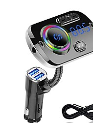 cheap -BC49A Bluetooth 5.0 Bluetooth Car Kit Car Handsfree MP3 Car