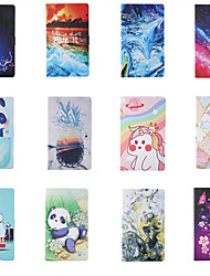 cheap -Case For Apple iPad Pro 11''  Ipad Pro 11''2020 360 Rotation Shockproof  Magnetic Full Body Cases Word  Phrase Butterfly Panda PU Leather TPU