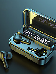 cheap -LITBest F9-278 TWS Wireless Bluetooth Earbuds With 2000mAh Charging Box Power Bank Long Working Time LED Digital Display Touch Control Stereo Sound Waterproof Earphone Sport No Delay Game Headset