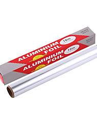 cheap -Food Grade Aluminum Foil Paper 10M for BBQ and Baking