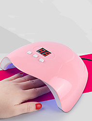 cheap -Nail Dryer 54W Professional Nail Dryer/Nail Curing Light 3 Timer Setting with Timer Setting Professional Gel Lamp Infrared Sensor with 18pcs LEDs Fast Shipping