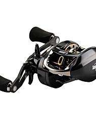 cheap -Fishing Reel Baitcasting Reel 7.6:1 Gear Ratio+12 Ball Bearings Right-handed Freshwater Fishing / Carbon Fiber