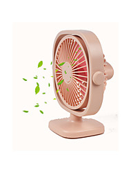 cheap -Air Cooling Fan Handheld Fan Portable Low Noise Multifunction Cool and Refreshing Wind Speed Regulation Lightweight with LED Light ABS Lithium Battery For Travel Gift Daily