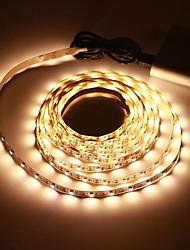 cheap -3M USB LED Strip Lights SMD 2835 DC 5V Flexible Light Lamp 60LEDs / M Desktop Decor Tape TV Background Lighting